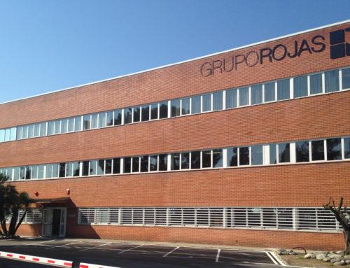 Las nuevas instalaciones de Grupo Rojas!!