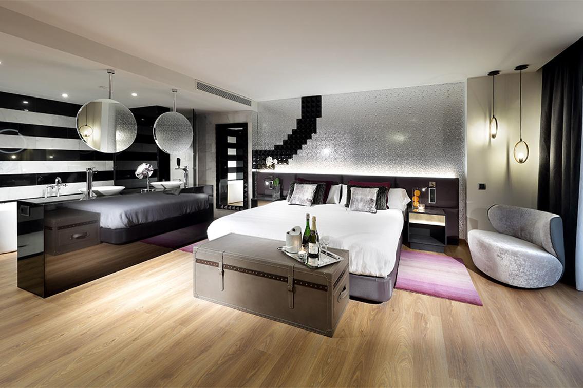 Hard Rock Hotel Tenerife Grupo Rojas # Muebles Hoteleros