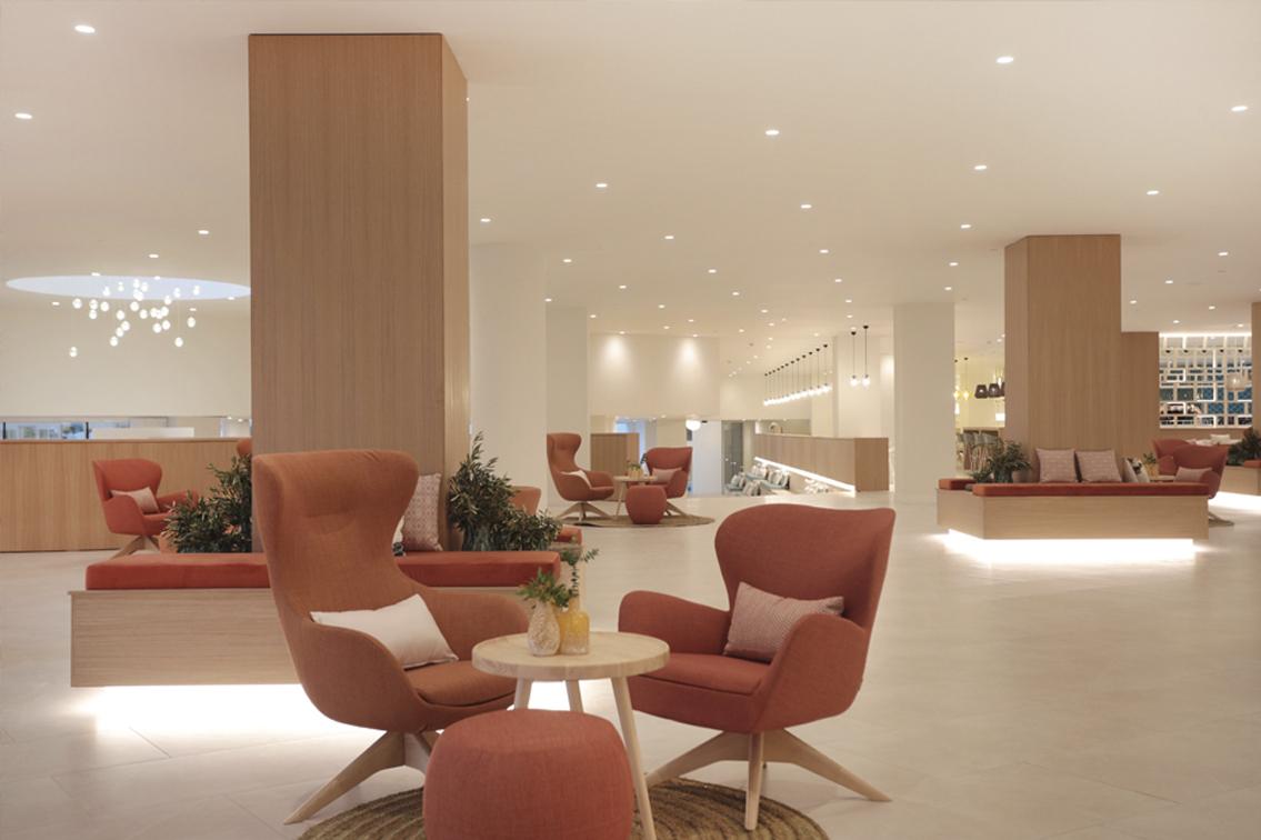 fabricantes y venta de muebles para hotel